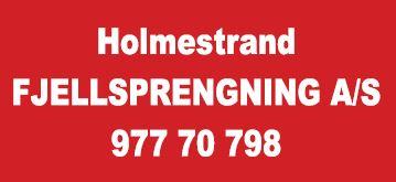 Holmestrand Fjellsprengning